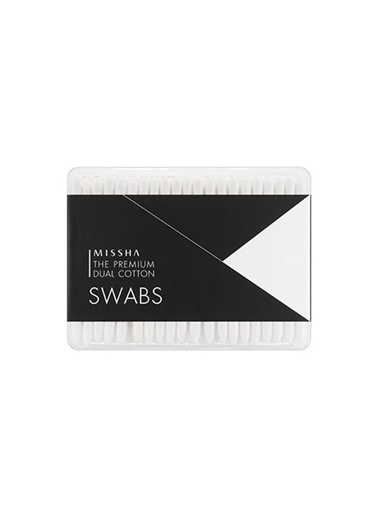 Missha The Premium Dual Cotton Swabs Renksiz